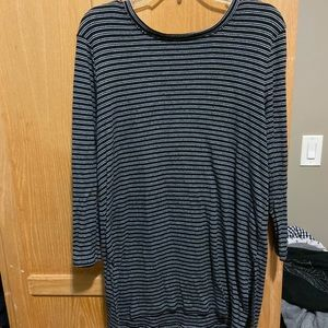 Striped Old Navy Tunic/Top